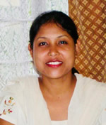 Academic Staff - Smt. Elsadora D. Sangma