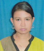 Academic Staff -  Smt. Mamoon Julie Hajong