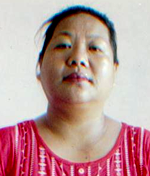 Academic Staff - Smt. Nurie Ch. Sangma