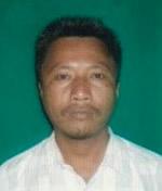 Academic Staff -  Shri. Saintstar S. Sangma